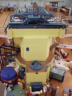 RPI research reactor
