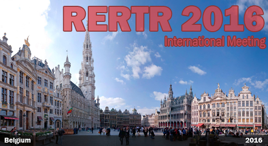 RERTR-2016 International Meeting